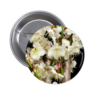 Sensual Romance Valentine's day gifts fun Flowers 6 Cm Round Badge