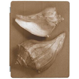 Sensual Shells iPad Cover