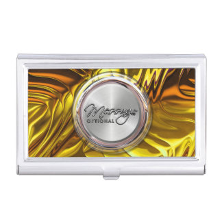 Sensuous 14-22 Image Options Business Card Holder