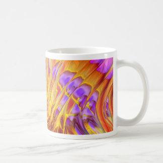 Sensuous 3 basic white mug