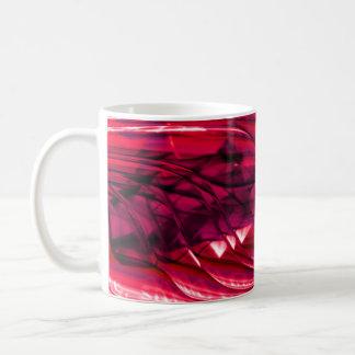 Sensuous 5 basic white mug