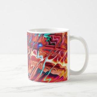 Sensuous 6 classic white coffee mug