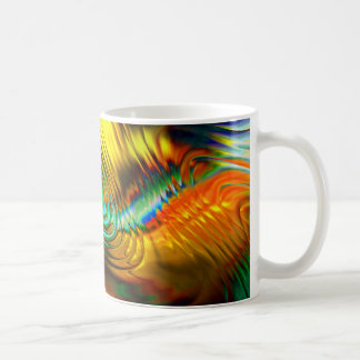 Sensuous 7 basic white mug