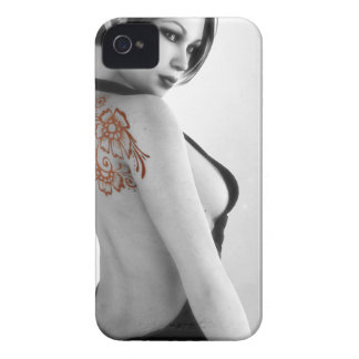 Sensuous Back iPhone 4/4S Case-Mate Barely There Case-Mate iPhone 4 Cases