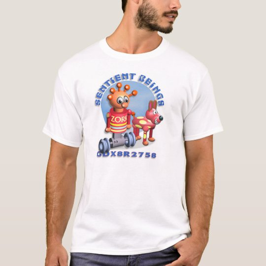 Sentient Beings T-Shirt