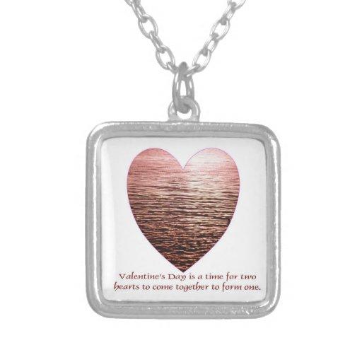 Sentimental Heart Necklace