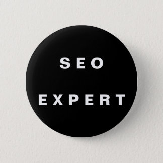 SEO Expert 6 Cm Round Badge