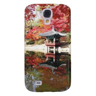 Seoul Autumn Colors Galaxy S4 Case