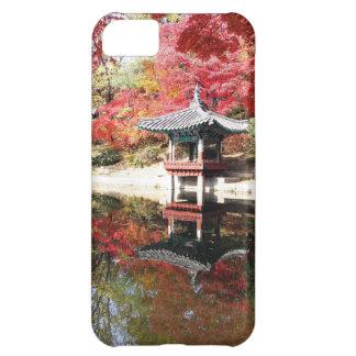 Seoul Autumn Japanese Garden iPhone 5C Case