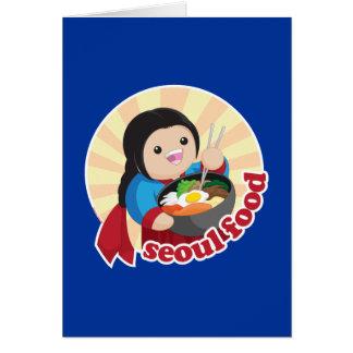 Seoul Food Card