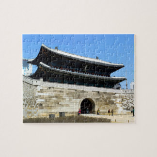 Seoul Jigsaw Puzzle