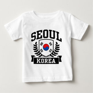 Seoul Korea Baby T-Shirt