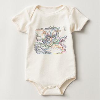 Seoul Metro Baby Creeper