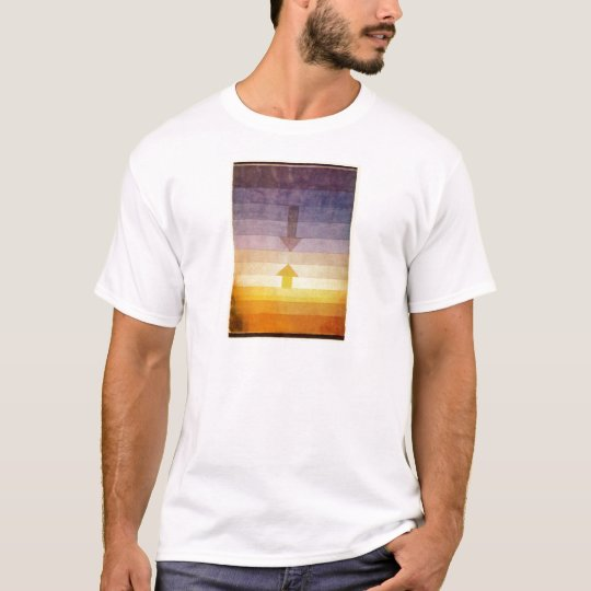 Separation in the Evening by Paul Klee T-Shirt