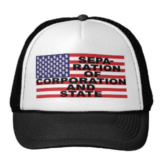 Separation of Corporation and State Cap