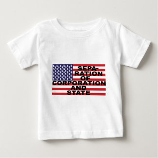 Separation of Corporation and State Tee Shirts