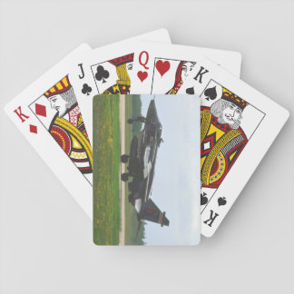 Sepecat Jaguar Interna_Aviation Photography II Poker Deck