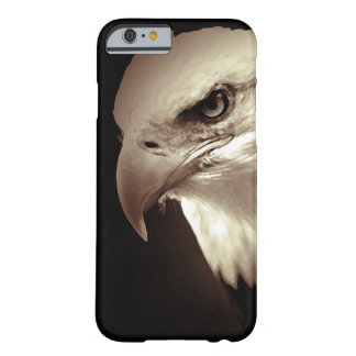 Sepia Bald Eagle iPhone 6 Case Barely There iPhone 6 Case