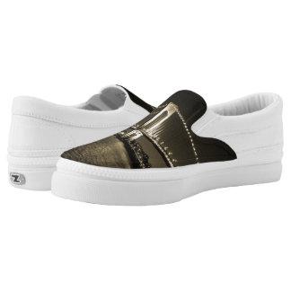 Sepia Bridge Z slipons Slip-On Shoes