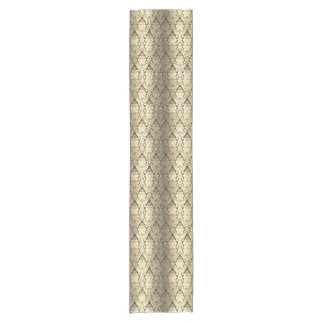 Sepia Colonial Table Runner