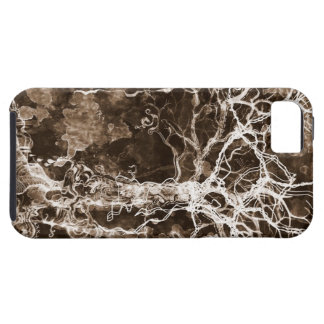 Sepia Gypsy Tree of Life iPhone 5 Covers