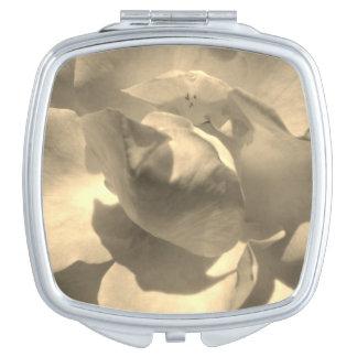 Sepia Rose Mirror For Makeup