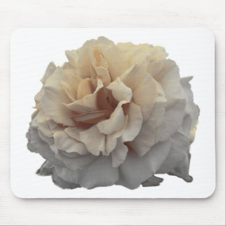 sepia rose mouse pad