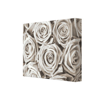 sepia rose wrapped canvas gallery wrapped canvas