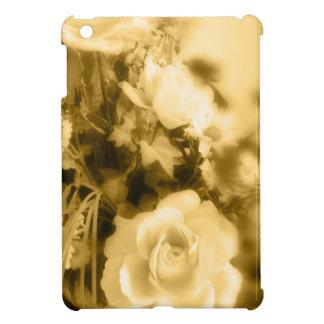 Sepia Roses Photography Cover For The iPad Mini