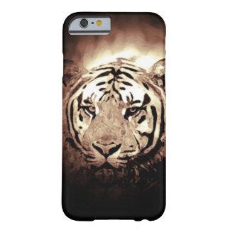 Sepia Tiger iPhone 6 Case