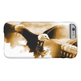 Sepia Tones Flying Eagle iPhone 6 Case Barely There iPhone 6 Case