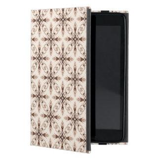 Sepia Woodland Victorian Fractal Art Cases For iPad Mini