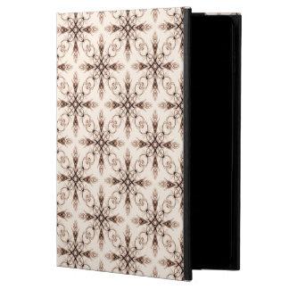 Sepia Woodland Victorian Fractal Art Powis iPad Air 2 Case