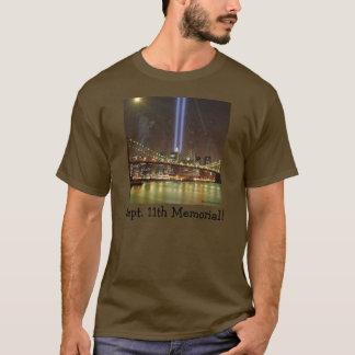 Sept. 11th Memorial! T-Shirt