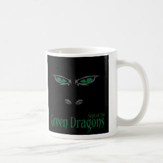 Sept of the Green Dragon Coffee Mug