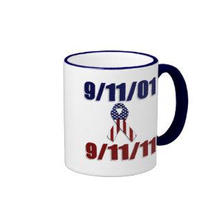 September 11, 2001 Ten Year Anniversary Mug