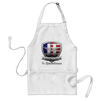 September 11, 2011 standard apron