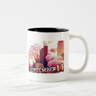 September 11 hotissues coffee mug