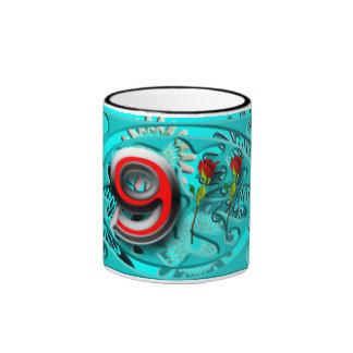 September 11 ringer coffee mug