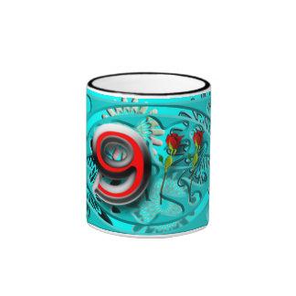 September 11 ringer mug