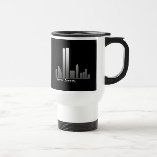 September 11 Never Forget Products Stainless Steel Travel Mug