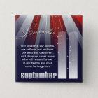 September 11 - Patriotic Remembrance Pin