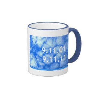 September 11 Remembrance Ringer Mug