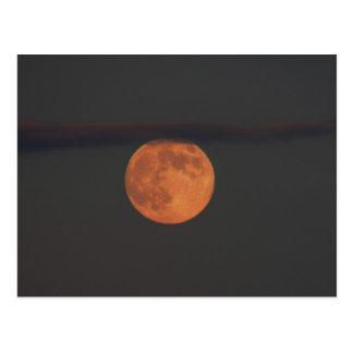 September 11th, 2011 Hike (Full Moon) Postcard
