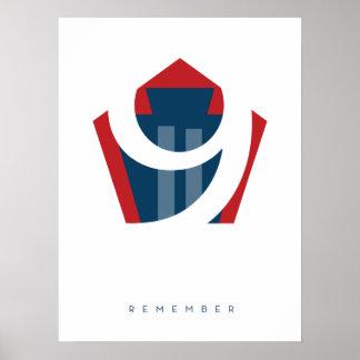 September 11th Remember Poster