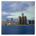 September 2000. From Windsor, Ontario, Canada Large Square Tile