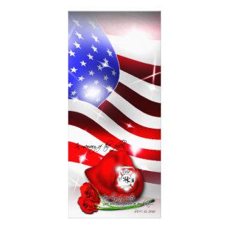 September 9/11 Memorial Rack Card