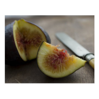 September Figs Postcard