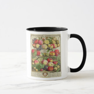 September, from 'Twelve Months of Fruits' Mug
