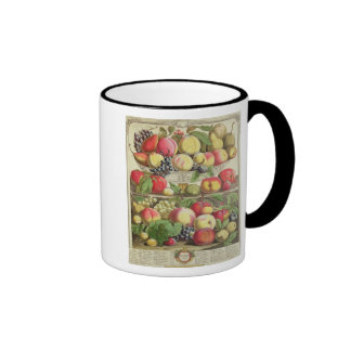 September, from 'Twelve Months of Fruits' Coffee Mug